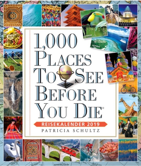 1000 places to see before you die_Reisekalender gewinnen
