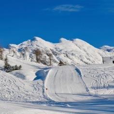 Winterwonderland Tauplitzalm Steiermark