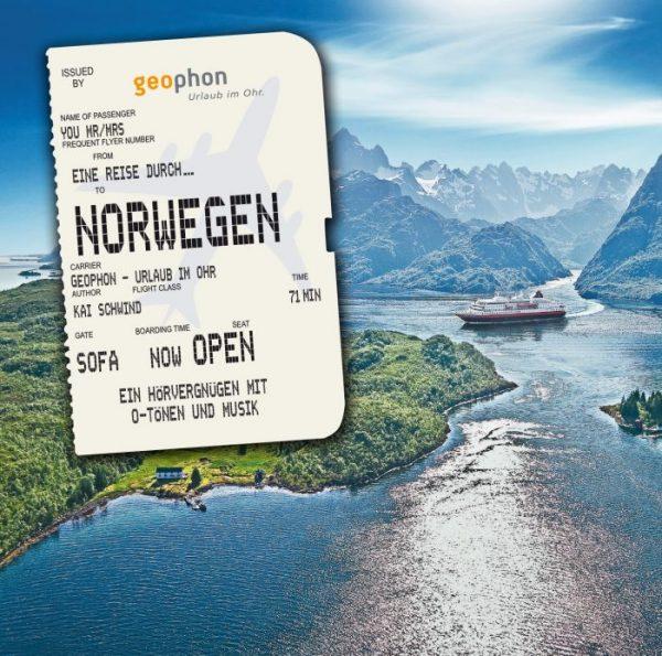 geophon_cover_Norwegen_Hörbuch