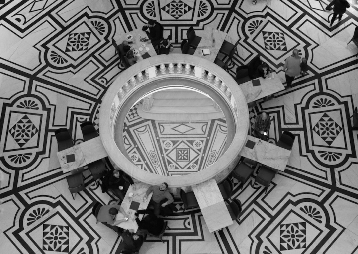 Kuppelloch Naturhistorisches Museum Wien Führung