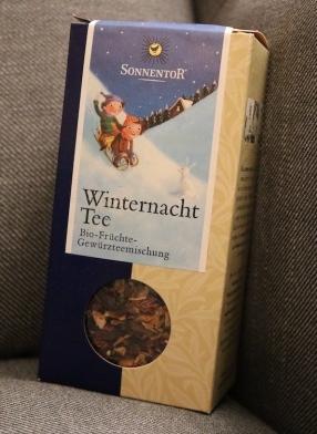 Sonnentor Winternacht-Tee_Adventkalender Gewinnspiel