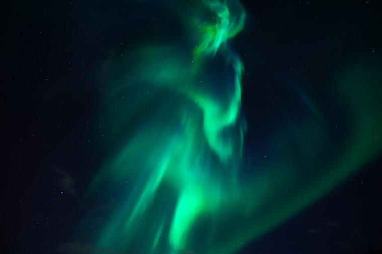 polarlichter_aurora borealis_färöer inseln