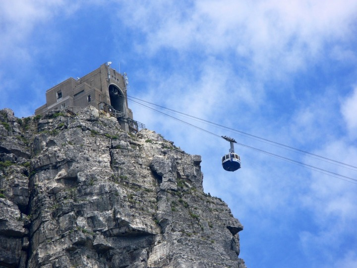 ziplining in kapstadt