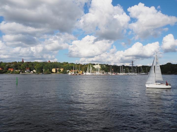 Bootstour von Stockholm nach Vaxholm
