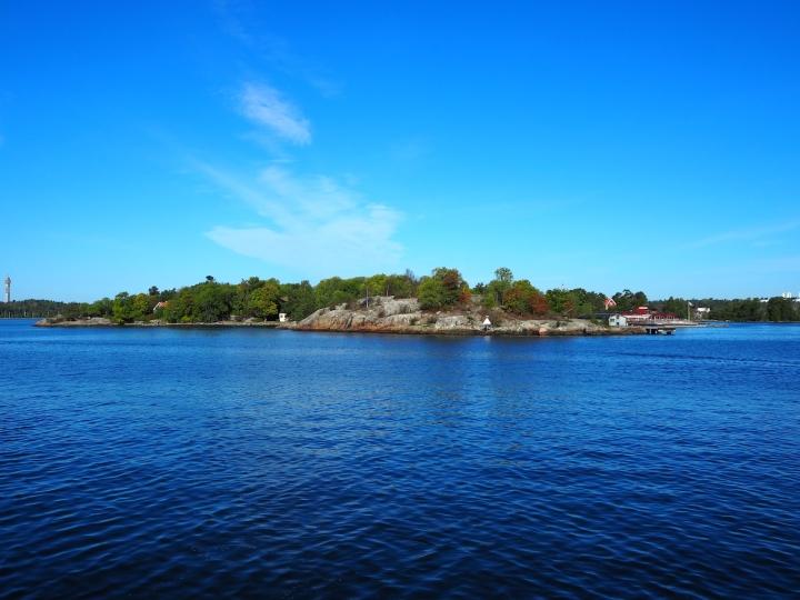 Bootstour zur Schäreninsel Vaxholm