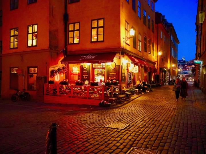 Gamla Stan - die Altstadt Stockholms