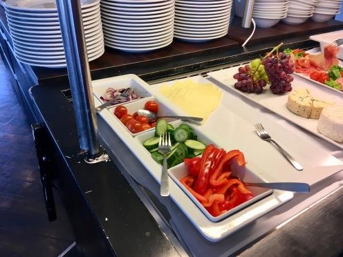 Kontinentales Frühstück_Hotel Vagar_Färöer