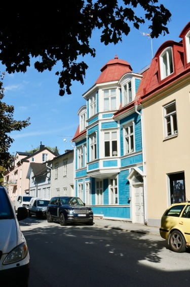 Vaxholm_wunderschöne Architektur