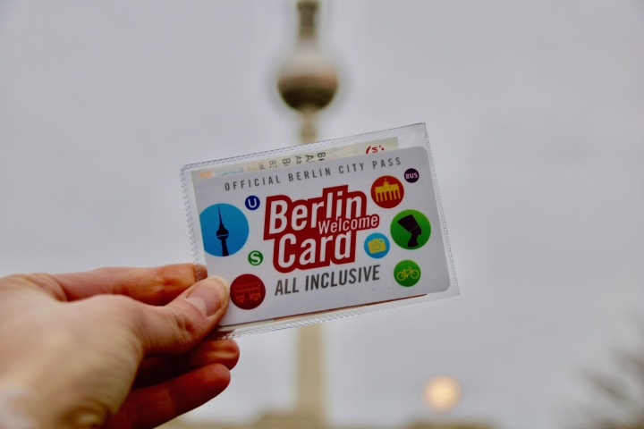 Lohnt sich die Berlin WelcomeCard allinclusive?