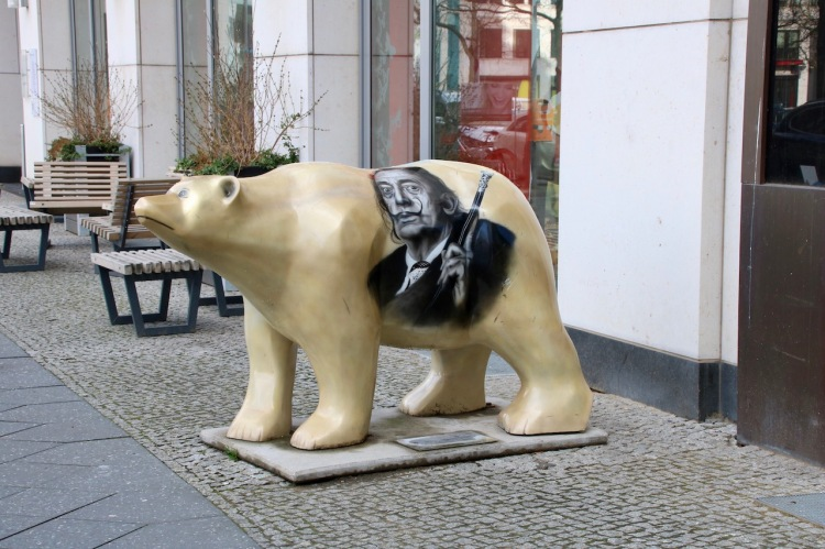 Dali Ausstellung am Potsdamer Platz Berlin
