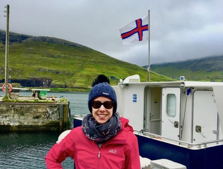 Färöer-Inseln_Fährenüberfahrt nach Mykines
