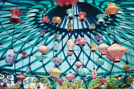 Disneyland Paris_Mad Hatter's Tea Cups