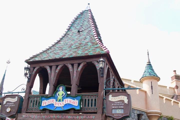 Disneyland Paris_Peter Pans Flight
