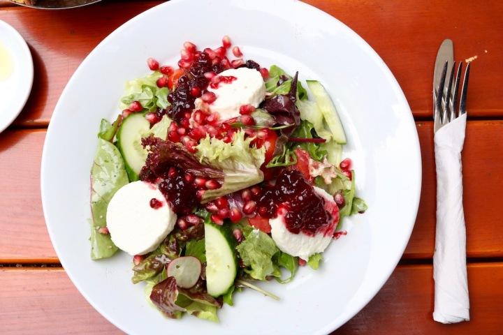Vegetarisch essen in Hannover im Bezirk Linden