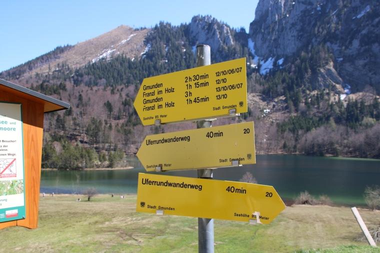 Wanderung am Grünberg_Laudachsee