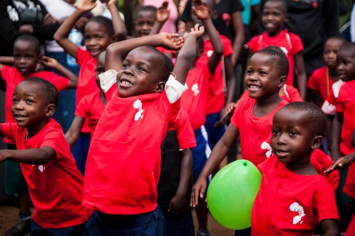 Die Kinder von Kalangala – Entwicklungshilfe fürUganda
