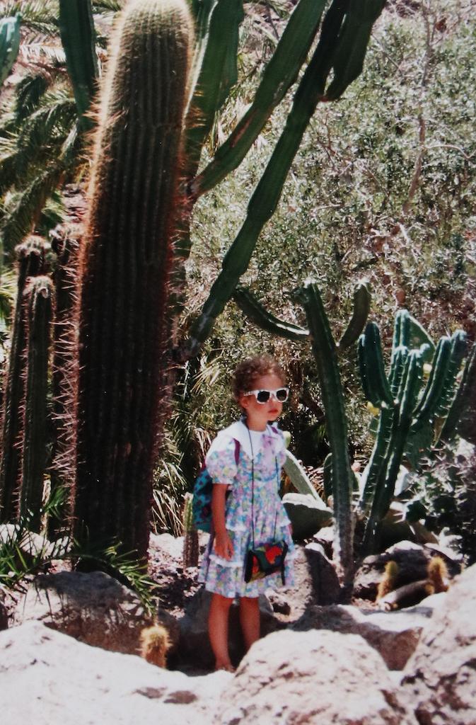 Spanien Gran Canaria Papageienpark 1995