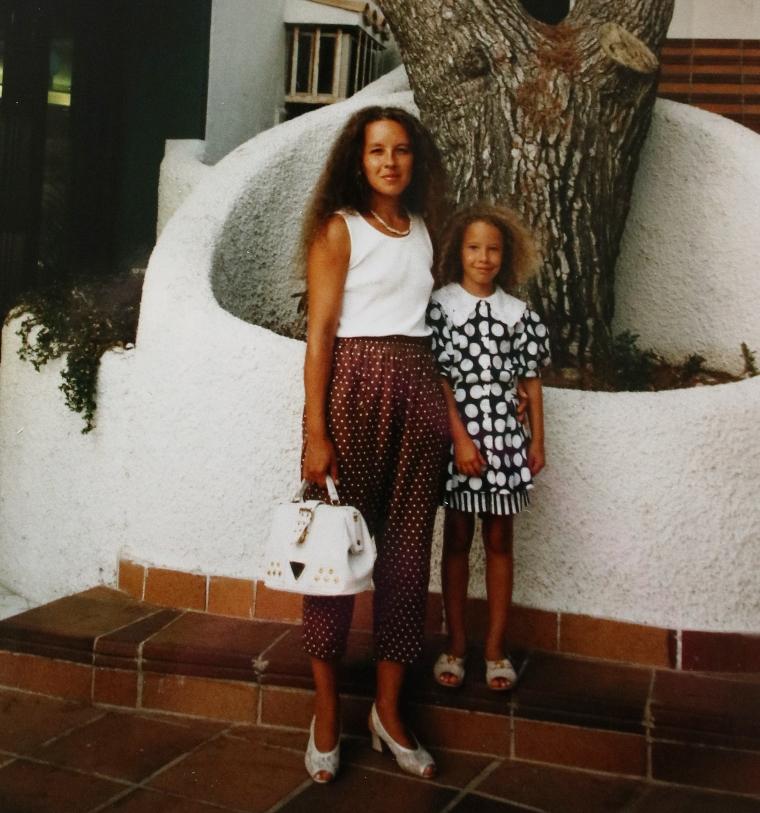 Spanien Mallorca 1995