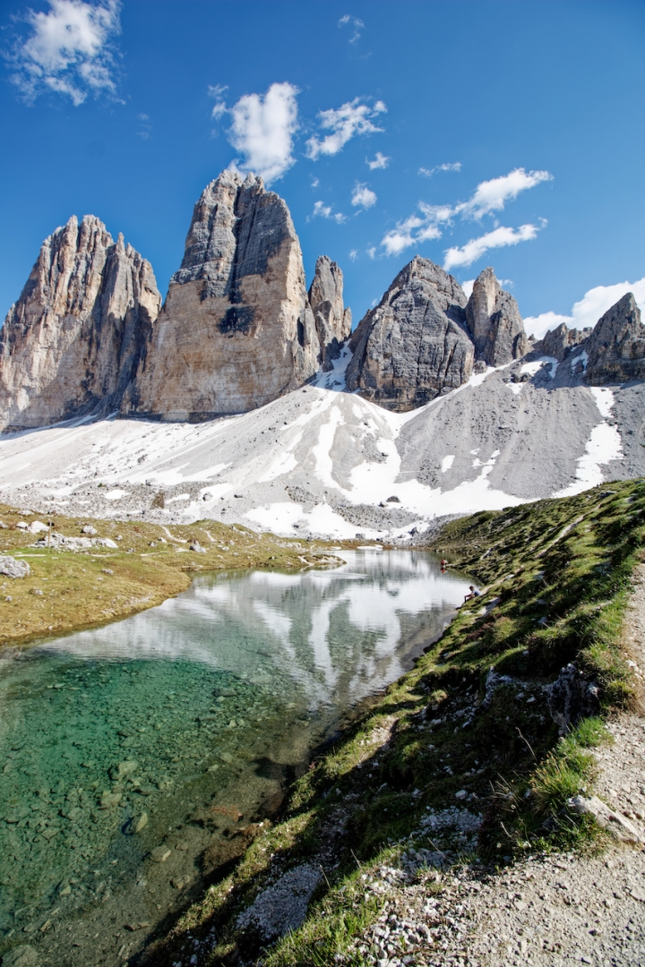 Südtirol Ausflugstipp Drei-Zinnen-Wanderung