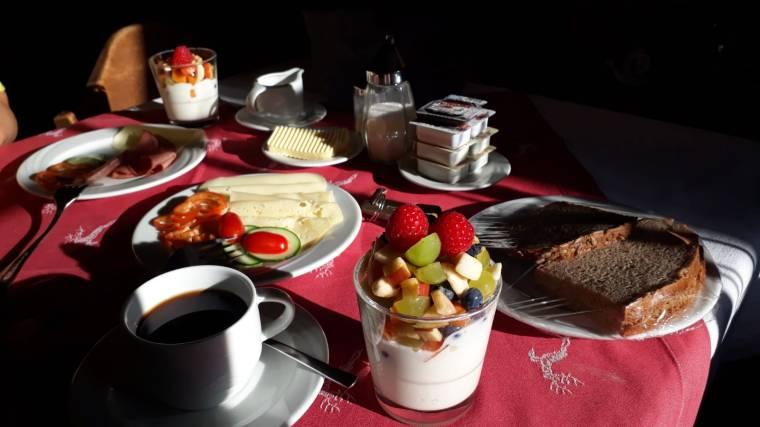 Unterkunftstipp am Fuschlsee_Pension Haslgut_Frühstück