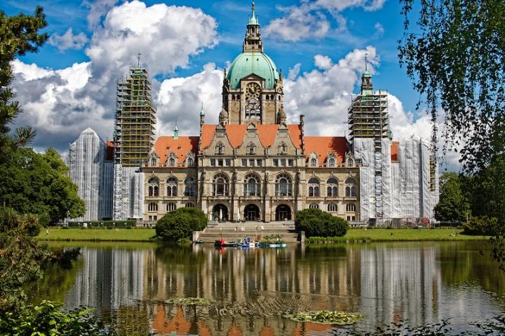 Fotospots Hannover Rathaus