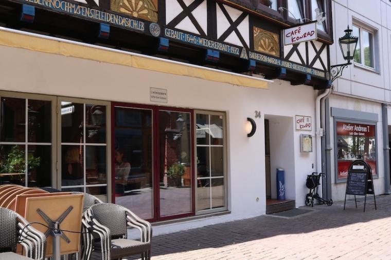 Cafétipps für Hannover Altstadt
