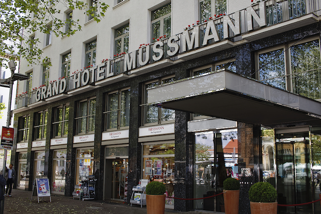 Hannover Hoteltipp Grand Hotel Mussmann