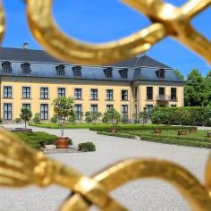 Der Schlossgarten in Herrenhausen Hannover