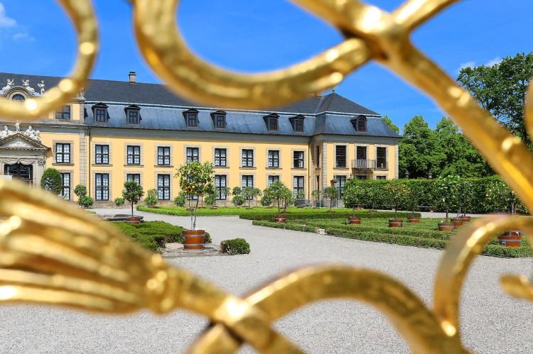 Hannover Sehenswürdigkeiten Herrenhäuser Gärten