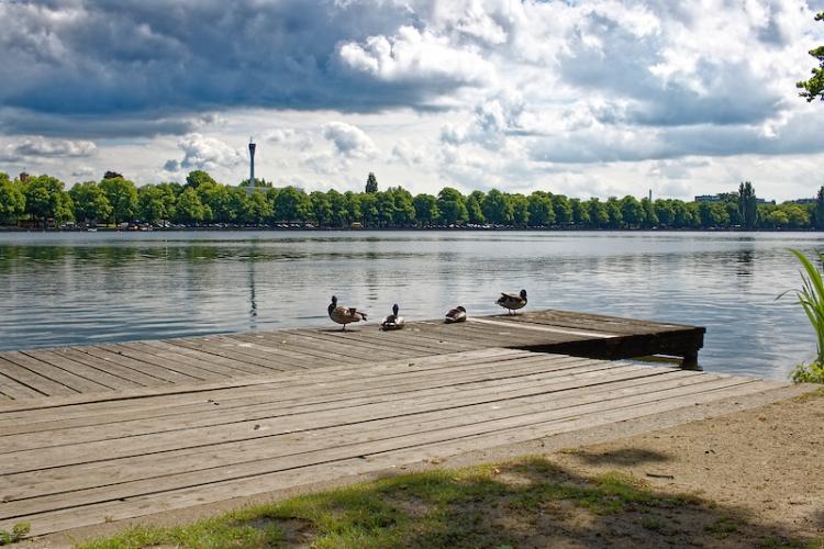 Hannover Sehenswürdigkeiten MAschsee