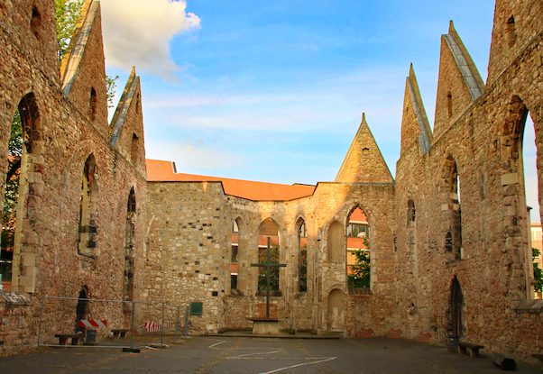 Hannover Städtetrip Sehenswürdigkeiten Aegidienkirche