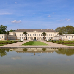 Städtetrip Hannover Fotospots Herrenhäuser Gärten