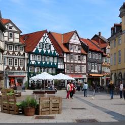 Wolfenbüttel Altstadt