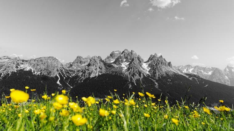 Monte Piana Südtirol