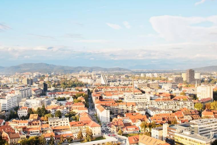 Städtetrip Ljubljana Ljubljanski Grad