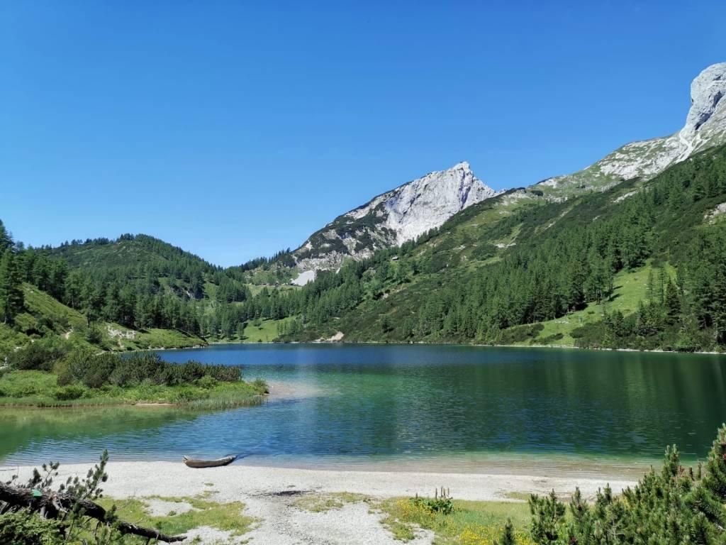 6-Seen-Wanderung auf der Tauplitzalm inklusive Abkühlung im Sommer