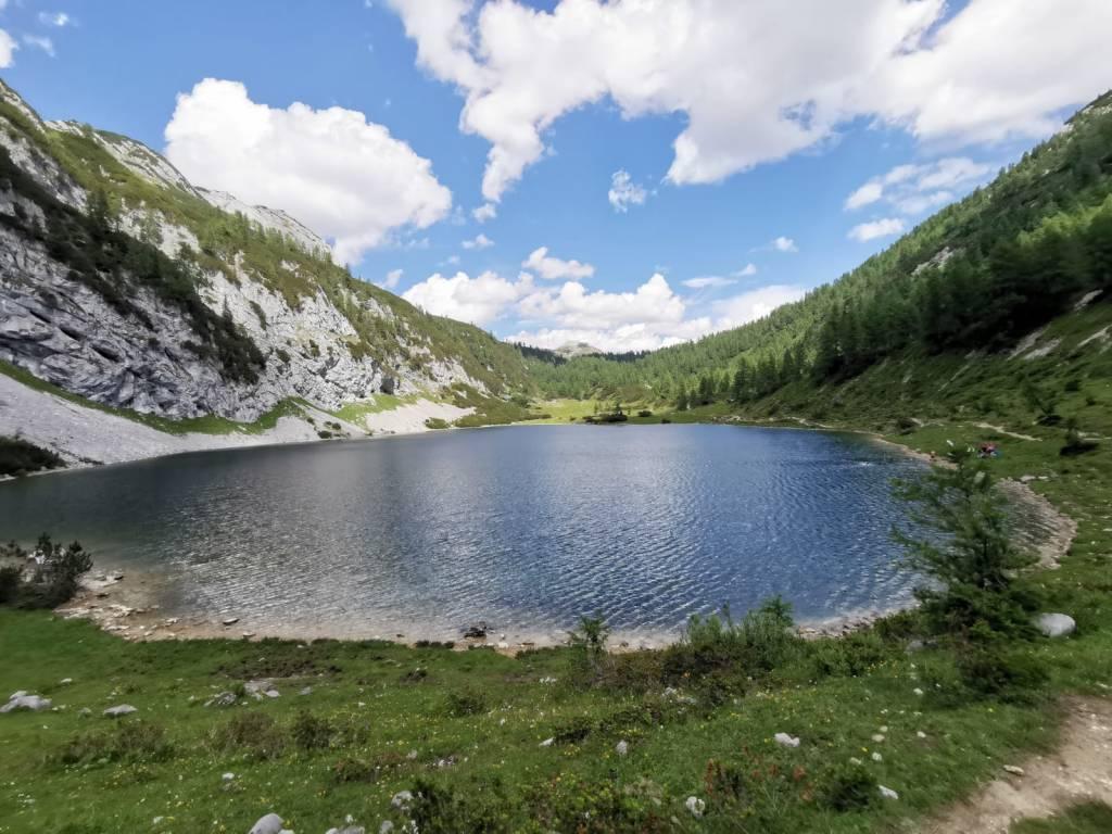 6-Seen-Wanderung auf der Tauplitzalm - der Schwarzensee