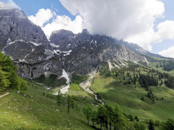 Wandern am Salzburger Almenweg – Etappe 1 bis4