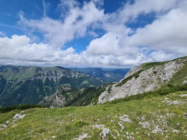Alpine Wanderung auf die Rax (2.007m)