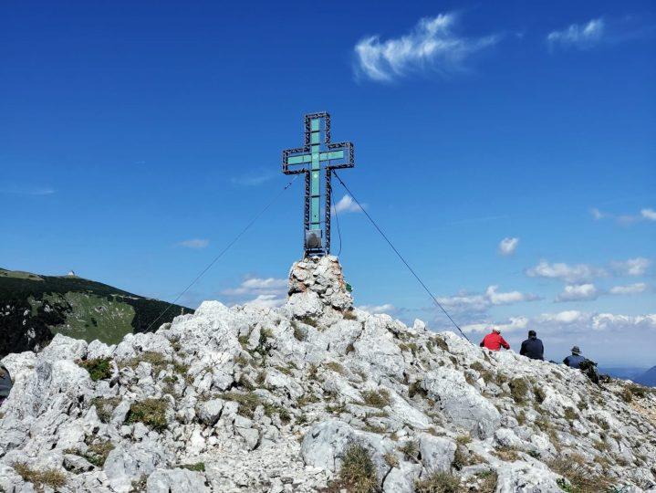Wanderung von Payerbach zum Krummbachstein (1.602m)