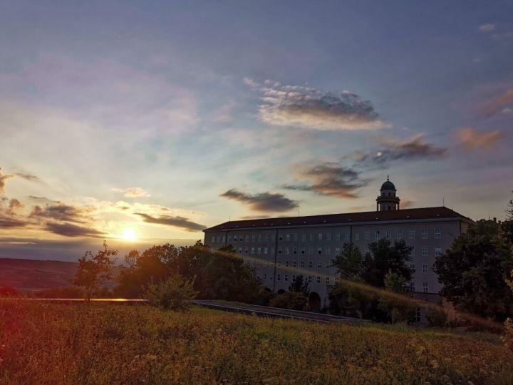 Erzabtei Pannonhalma Benediktinerkloster und UNESCO-Weltkulturerbe