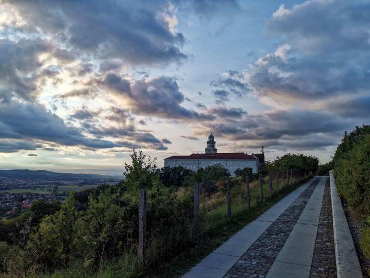 Zu Gast im Kloster Pannonhalma inUngarn